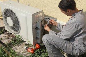 installation pompe à chaleur